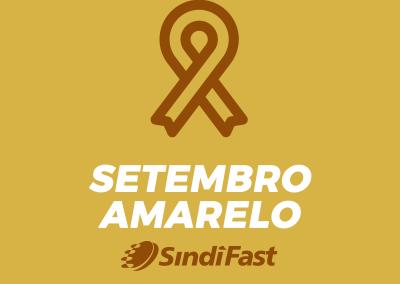 Ação Setembro Amarelo SindiFast