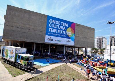 Estúdios das Fábricas de Cultura completam 5 anos com cerca de 20 mil pessoas atendidas