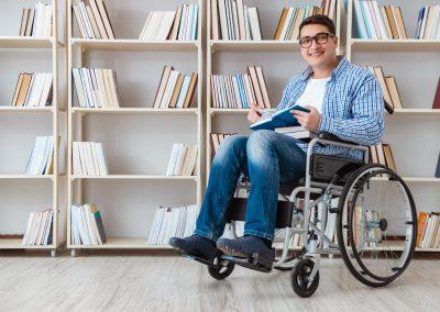 Abertas inscrições de cursos profissionalizantes para pessoas com deficiência