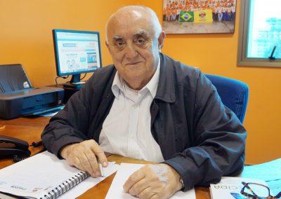 Nota de Pesar – Dr Plínio Sarti, vice-presidente do Sindicato Nacional dos Aposentados