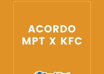 Acordo MPT x KFC