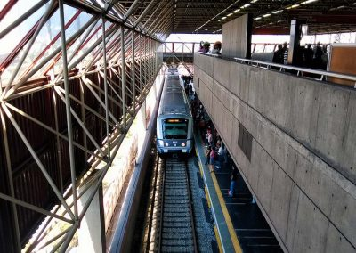 Transportes Metropolitanos recebem oito pontos de vacinação a partir de quarta (23)