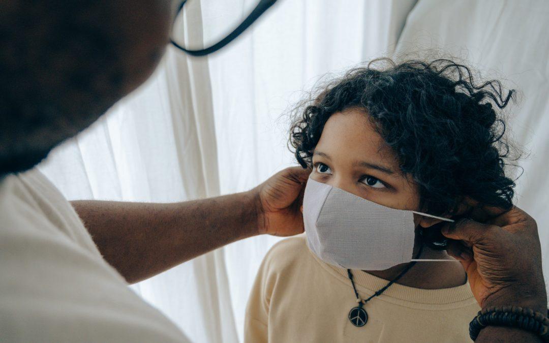 Como fortalecer a imunidade de crianças enquanto esperam pela vacina anti-Covid